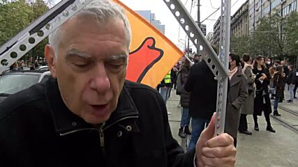 Serbia: Protesters demand judicial investigations into ministers named in Pandora Papers leak