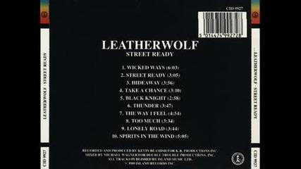Leatherwolf - Black Knight