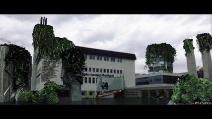 Пловдив след изчезването на хората