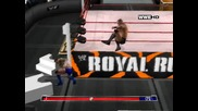 Wwe - Royal Rumble 2011 - Randy Orton vs Cm Punk