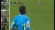 Най - готината симулация в футбола !
