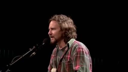 *превод* Eddie Vedder ft. Liam Finn - Society