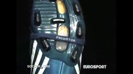 adidas Predator Powerswerve Trx Fg - Navy White Marine