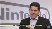 E3 2013: Reggie Fils Aime Interview Part 2