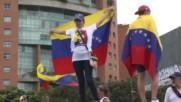 Venezuela: Mass protest calls for Maduro's resignation