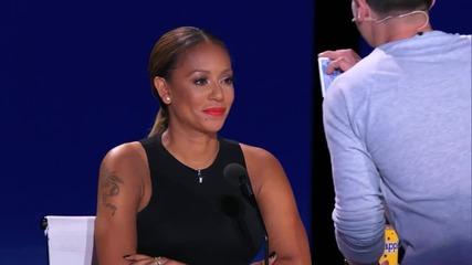 Изключителен фокус с карти - Mat Franco: America's Got Talent 2014