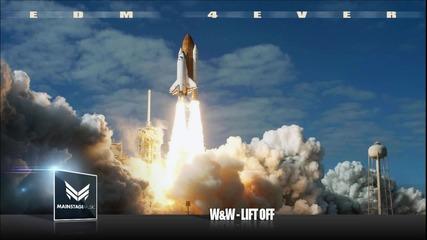 House Трак : W&w - Lift Off