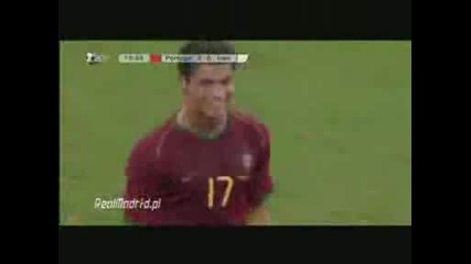 Cristiano Ronaldo - Work It Out