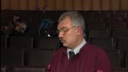 """Борисов свидетелства по делото за аферата """"Златното пате"""" - видео БГНЕС"""