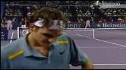 Тенис Класика : Федерер - Блейк