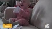 Най-щастливото бебе