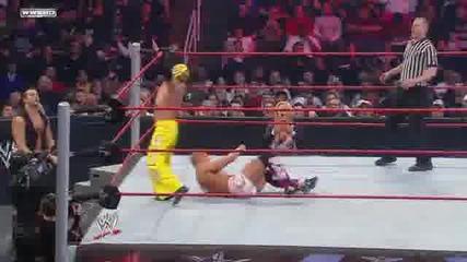 Wwe Superstars_ Rey Mysterio vs. Tyson Kidd