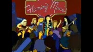 Simpsons - Walk This Way