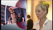 Lepa Brena - Grand News ( Grand Tv, 14.5.2015 )