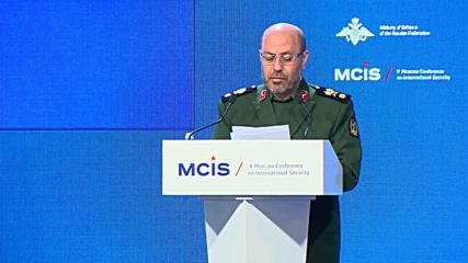 Russia: Iranian DefMin warns of new world war, citing US 'double standards'