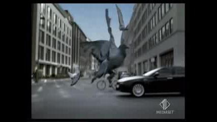 Реклама - Alfa Romeo 159