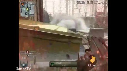Call Of Duty:black Ops-d4rk's Sabotage gameplay (1 round)