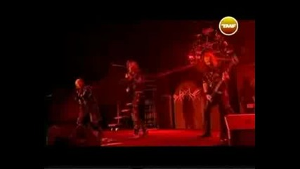Judas Priest-Eat Me Alive(Graspop08)