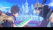 Black Clover Quartet Knights Gameplay Trailer - Zone Control Official