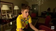 Justin Bieber on Being Bullied