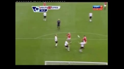 Manchester United 2 - 0 Liverpool