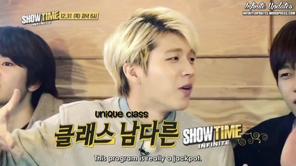 [eng-sub] Mbc Infinite Showtime Ep. 4 Teaser