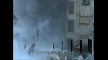 Най- малко десет души са убити след нов атентат с кола- бомба в Дамаск