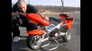 Bmw Pocket Rocket 50cc