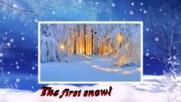 Първи сняг! ... ( Romantic Saxophone Music) ...