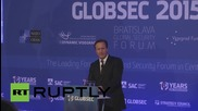 Slovakia: PM Cameron reaffirms support to Ukraine at GLOBSEC