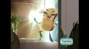 Реклама на маргарин Томми промоция 2010