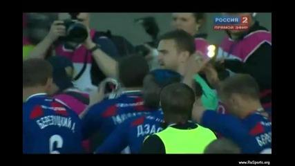 Купата на Русия на 2011 г. Цска Москва