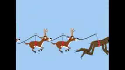 Yetis Christmas
