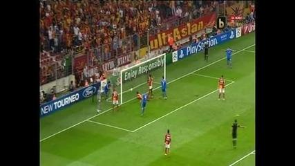"""""""Реал"""" спечели с 6:1 гостуването на """"Галатасарай"""""""