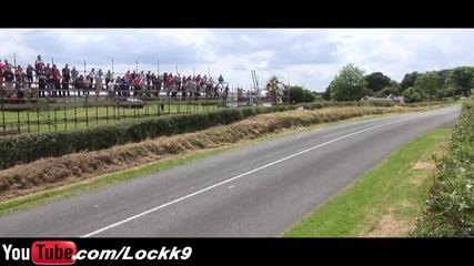 Скок със 300 км/ч - Isle of Man T T