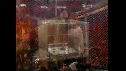 Hell In A Cell 2010 - Sheamus vs Randy Orton ( Hell In A Cell Match)