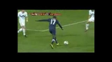 World Cup 2010 Словения - Сащ полувреме 2