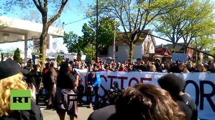 USA: Madison protests swell as officer in Tony Robinson case evades charges