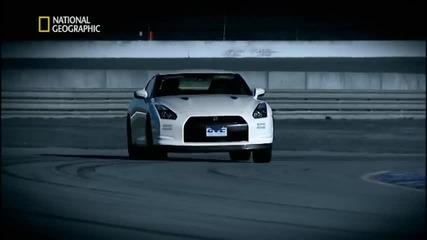 Мегазаводи - Nissan Gt- R + Бг аудио