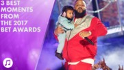 Babies, Obamas and Reunions rock BET awards