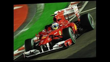 Fernando Alonso & Ferrari Tribute