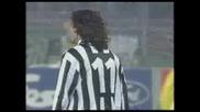 Champion Liga 1995/96 - Juventus : Nantes