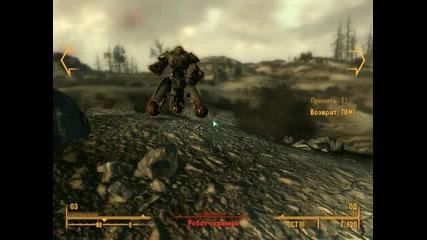 Fallout 3 - геймплей