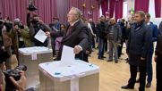 Russia: Muscovites begin casting their ballots in parliamentary elections