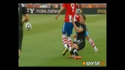 World Cup 10 - Paraguay 0 - 0 New Zeland
