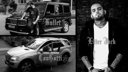 new 2013 !!congotti ft. Bullet, Liter Jack- Каквото Беше Си Беше