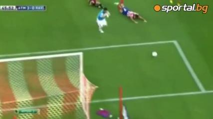 Атлетико Мадрид 5:0 Райо Валекано