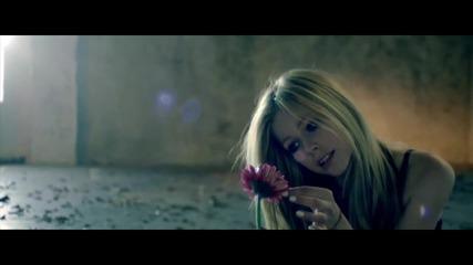 Avril Lavigne - Wish You Were Here | Иска ми се да беше тук + Превод