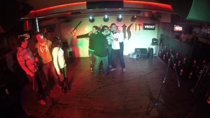 03.03.2015 - Otbor Why Not - Poduene Blues Band - Niama Biara
