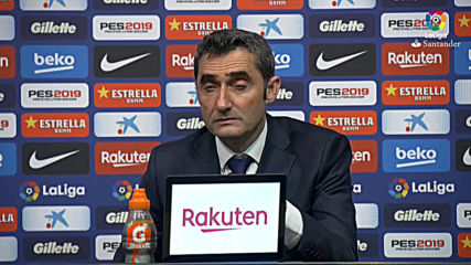 Spain: Barca boss believes side are returning to form after Valladolid win